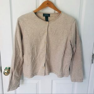 Button Up Cardigan Sweater